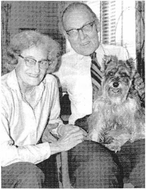 Bronson and Margaret Collins