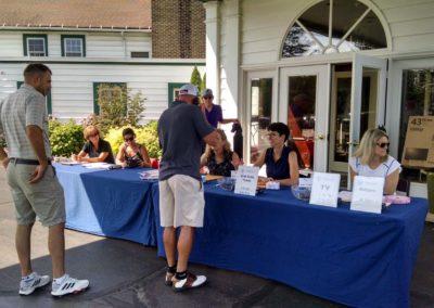 Golf9 2017 volunteers