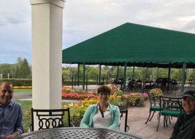 Golf Tournament Photo